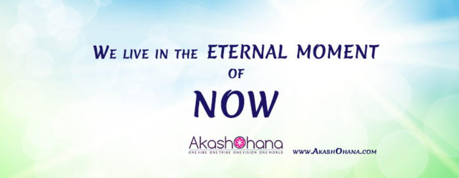 Eternal Moment of NOW